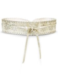 Riem, bpc bonprix collection, goudkleur metallic