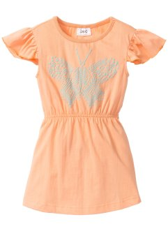 Jurk, bpc bonprix collection, melba/pastelmint met print
