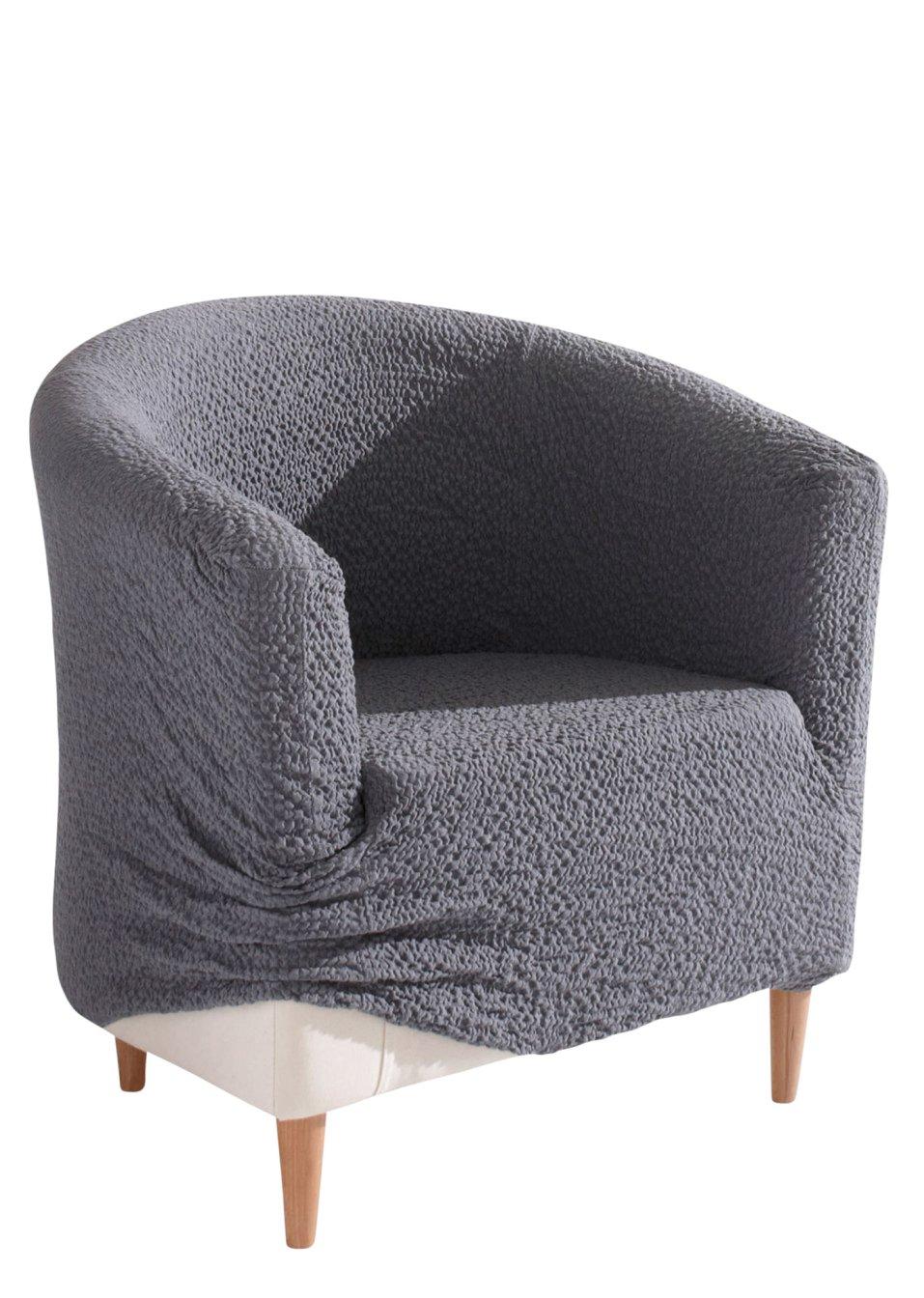 fauteuilhoes crinkle antraciet wonen bpc living. Black Bedroom Furniture Sets. Home Design Ideas